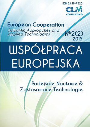 International Collection of scientific proceedings «European Cooperation»